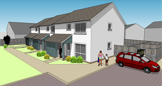 Crieff Road 3D Architect Image