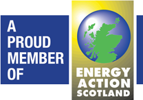 proud member of energy action scotland