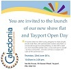 New Show Flat and Tayport Open Day