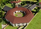 The Gables Forfar Architect impression