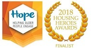 HOPE Housing Hero Finalist