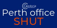 Perth office SHUT due to flood