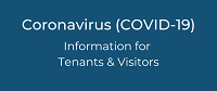 24th March 2020 Update: Coronavirus (COVID-19) Information for Tenants & Visitors