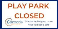 Play Parks Closed